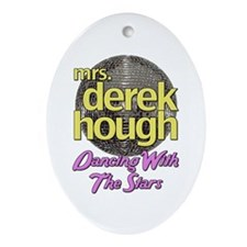 Mrs Derek Hough Dancing With The Stars Ornament (O