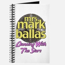 Mrs. Mark Ballas Dancing With The Stars Journal