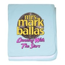 Mrs. Mark Ballas Dancing With The Stars baby blank