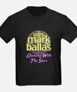 Mrs. Mark Ballas Dancing With The Stars T