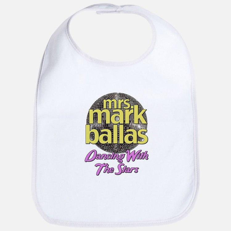 Mrs. Mark Ballas Dancing With The Stars Bib
