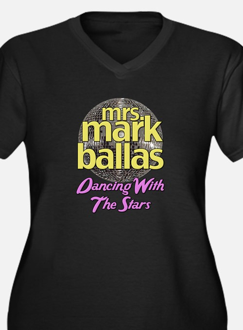 Mrs. Mark Ballas Dancing With The Stars Women's Pl