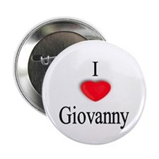 """Giovanny 2.25"""" Button (10 pack)"""