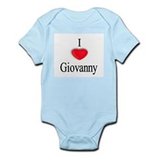Giovanny Infant Creeper