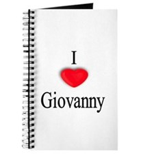 Giovanny Journal