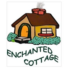 ENCHANTED COTTAGE Poster