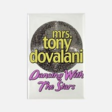 Mrs. Tony Dovalani Dancing With The Stars Rectangl
