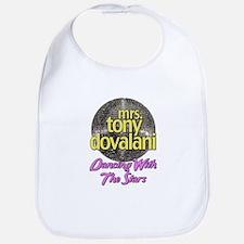 Mrs. Tony Dovalani Dancing With The Stars Bib