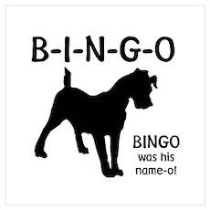 B-I-N-G-O Poster