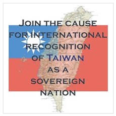 Sovereign Taiwan Poster