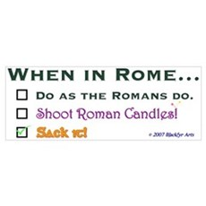 When in Rome... Poster