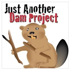 Another Dam Project Poster