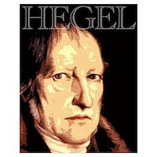 Hegel Poster