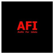 Audio For Idiots Poster