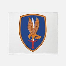 Cute 1st brigade Throw Blanket