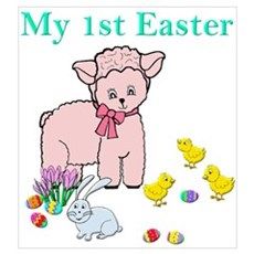 My 1st Easter Poster