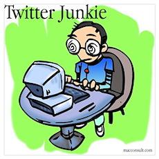 Twitter Junkie 3 Poster