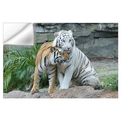-Tigers Wall Decal