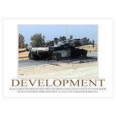 Development Motivational Poster