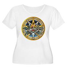 Yule Pentacle T-Shirt