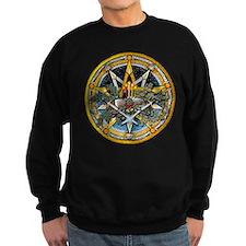 Yule Pentacle Sweatshirt