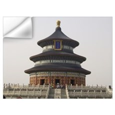 China Temple of Heaven Wall Decal