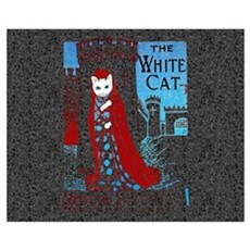 The White Cat Poster