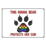 Mama bear Banners