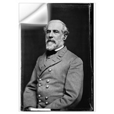 General Robert E. Lee Wall Decal