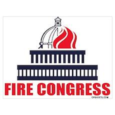 Fire Congress Poster