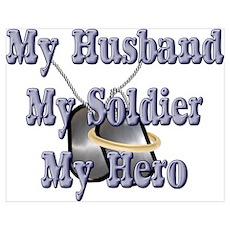 My Husband-Hero Poster