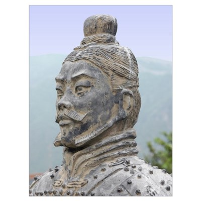 Terracotta Warrior Poster