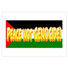 Peace Not Genocide