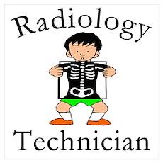 Radiology Technician Poster