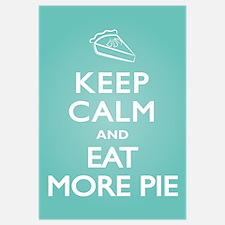 Keep Calm Eat Pie