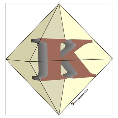 Diamond K Poster