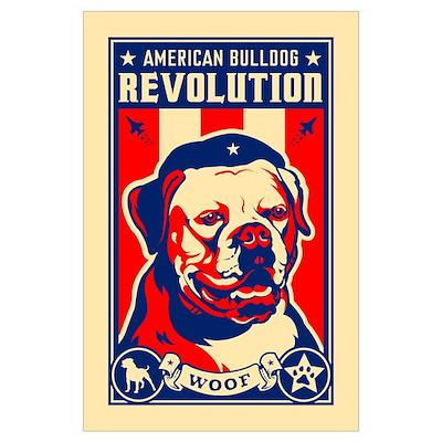 American Bulldog Revolution! Poster