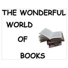 THE WONDERFUL WORLD OF BOOKS Poster