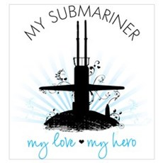 My Submariner My Love Poster
