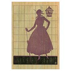Marchbanks Press Vintage Ad Poster
