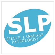Speech Language Pathology Canvas Art