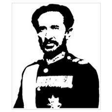 Haile Selassie Poster
