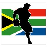 South africa rugby Posters