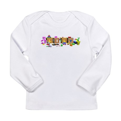 Lily Long Sleeve Infant T-Shirt