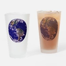 EARTH Drinking Glass