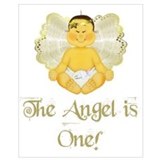 Baby Angel Is One (a) Poster