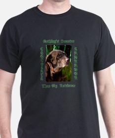 Chocolate Sweet Lab T-Shirt