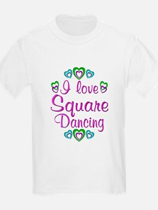 Love Square Dancing T-Shirt