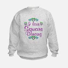 Love Square Dancing Sweatshirt