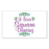 Square dancing Single